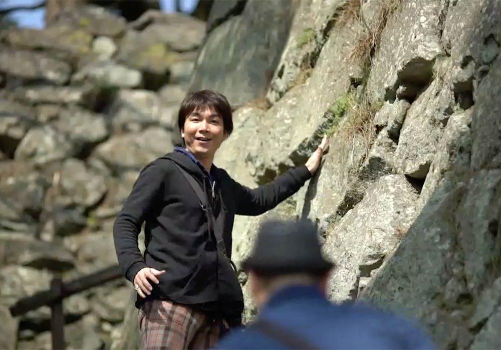 久留米城跡(福岡県指定文化財)
